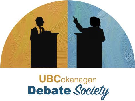 UBCO Debate Society Logo