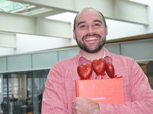 How a UBC economist views Valentine's Day
