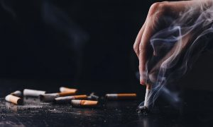 Medical cannabis users report consuming less tobacco